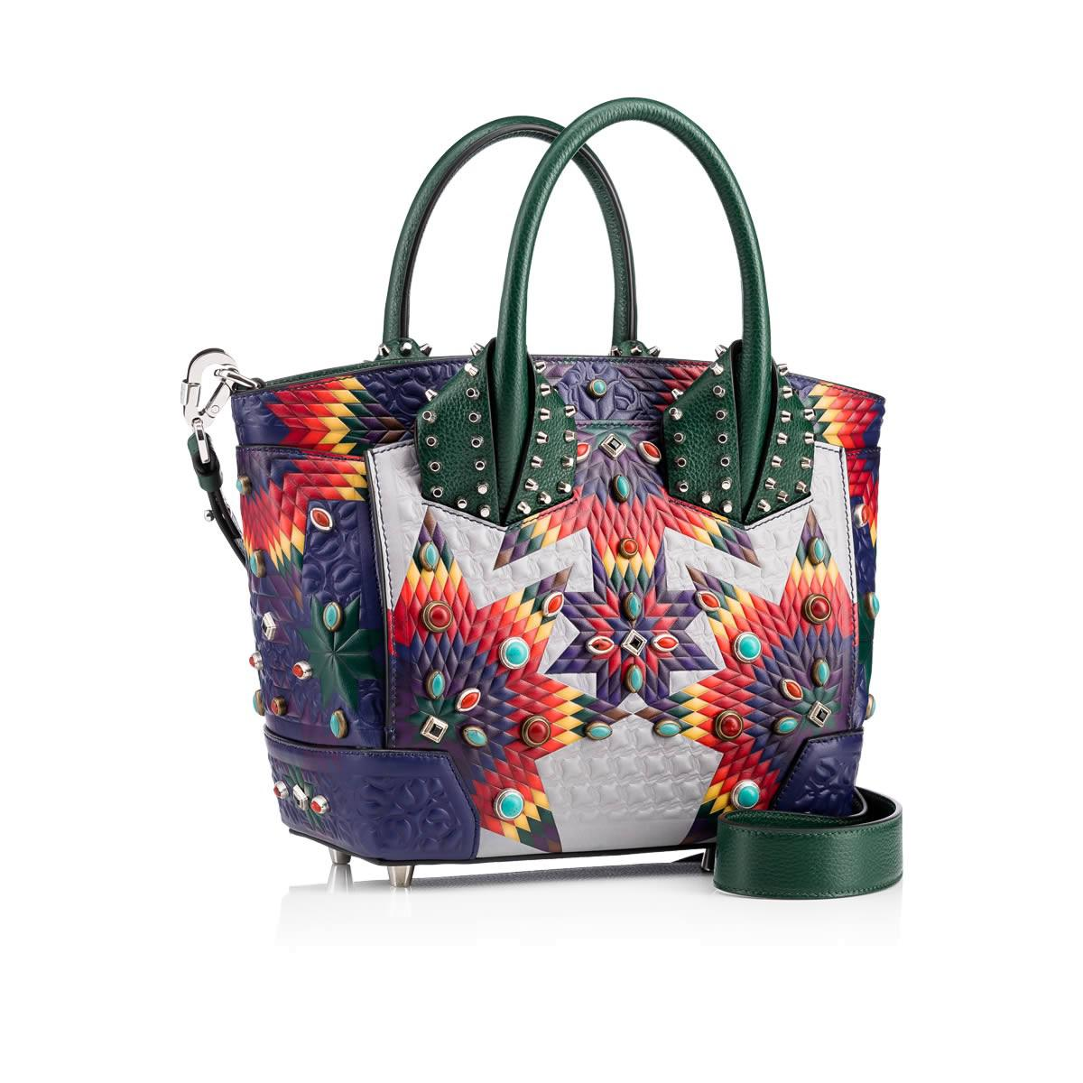 Lyst - Christian Louboutin Eloise Small Loubiquilted Tote Bag 3857bb2f8cc93