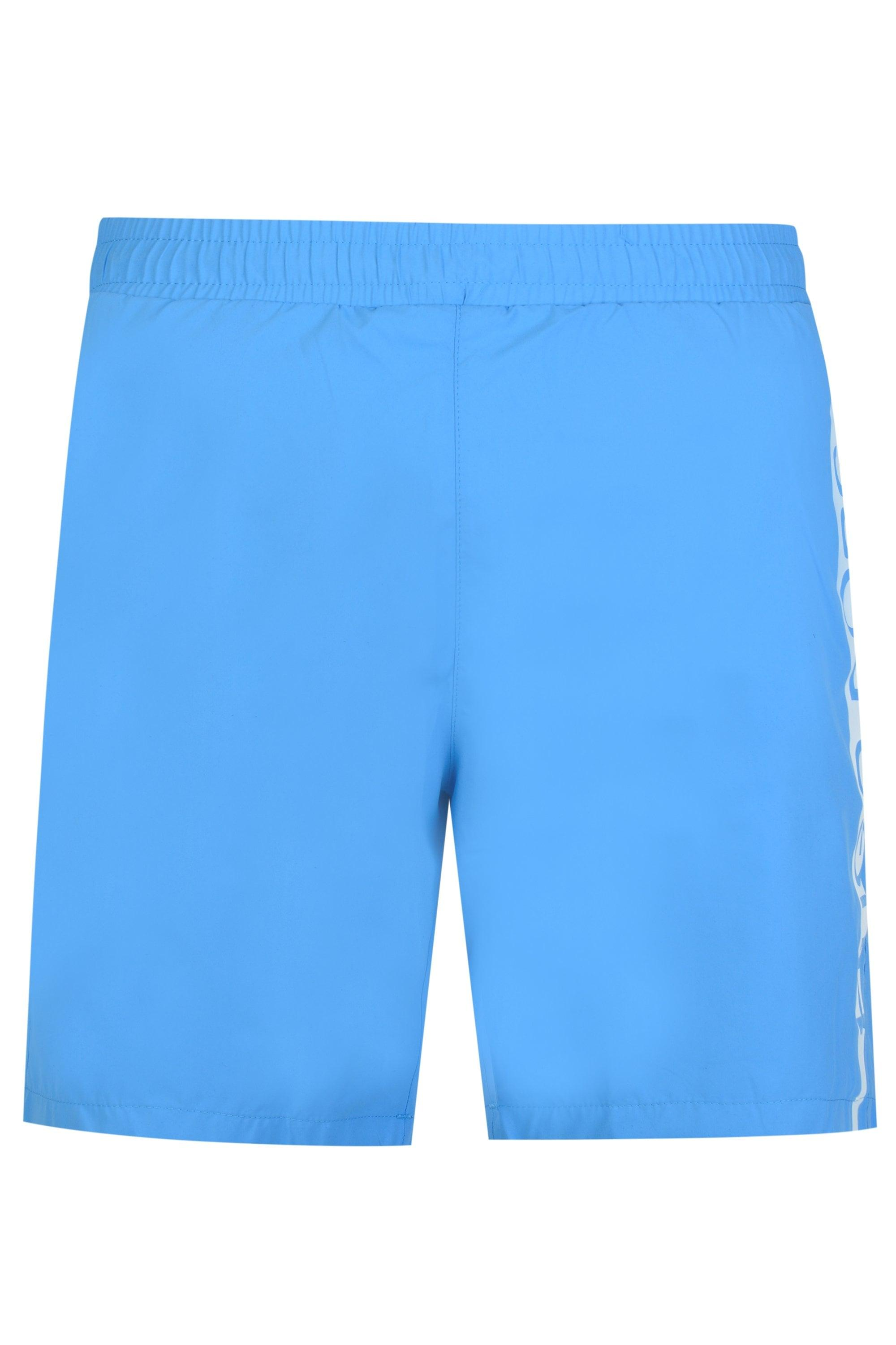 b5c142768e BOSS. Men's Blue Hugo Dolphin Swim Shorts. £55 From Circle Fashion