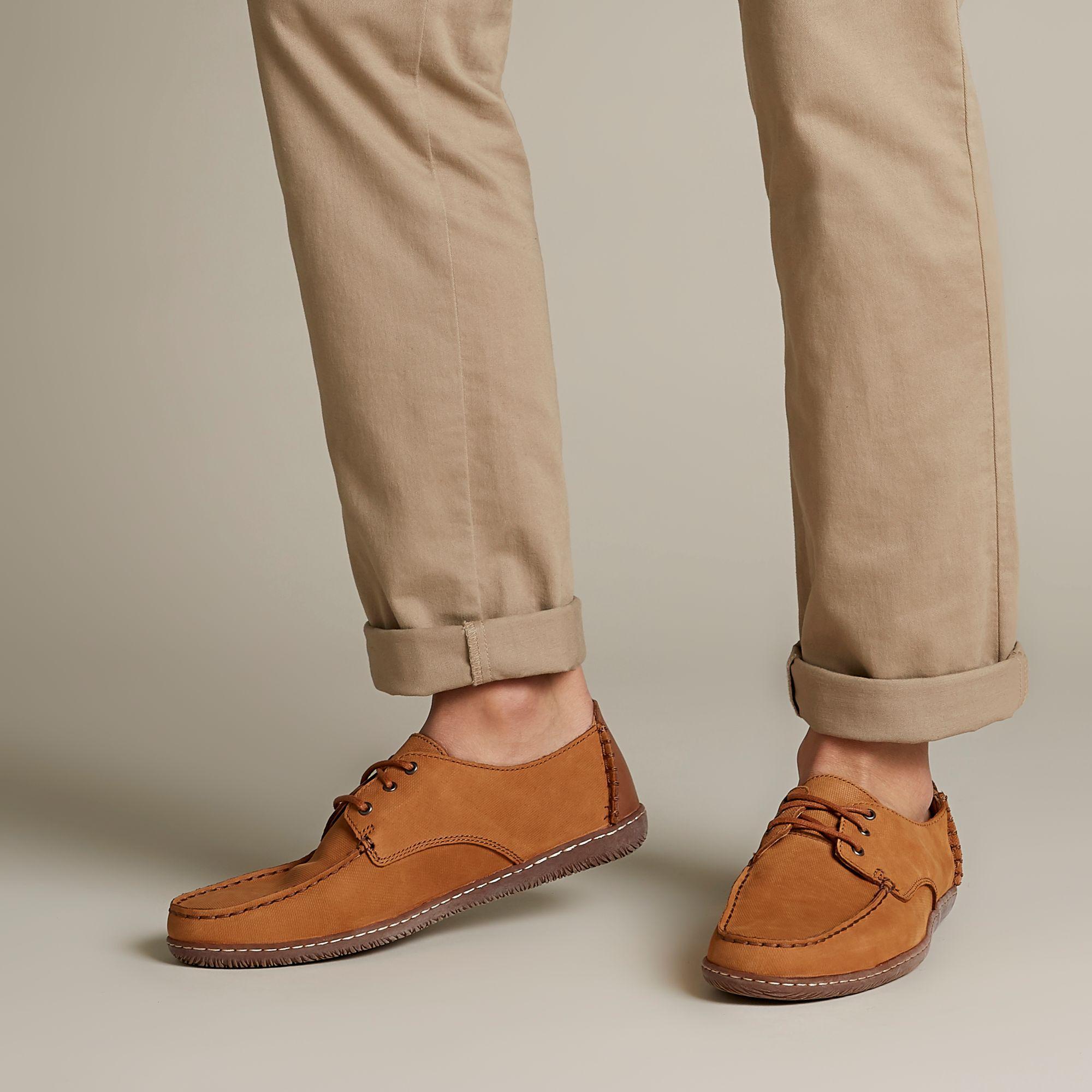 new images of hot-selling genuine online shop Clarks Saltash Lace in Tan Nubuck (Brown) for Men - Lyst