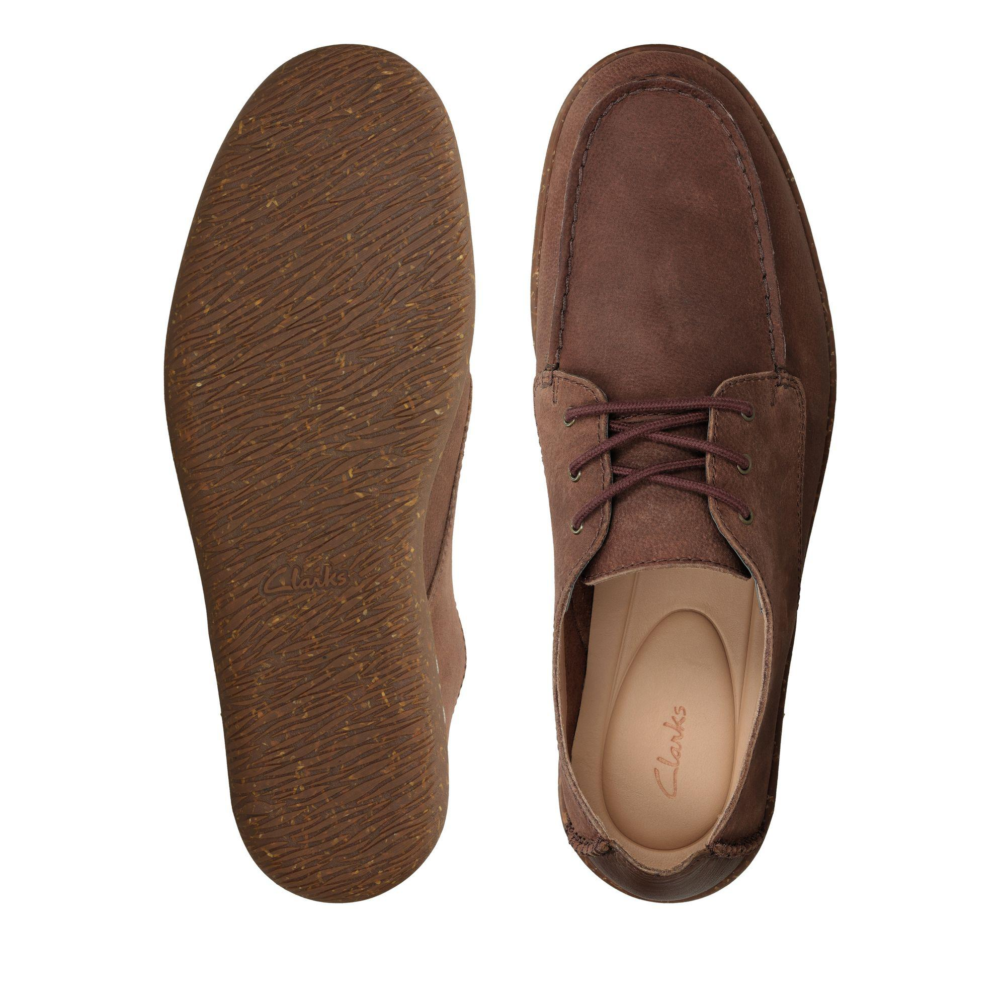good looking complete in specifications search for clearance Clarks Saltash Lace in British Tan Leather (Brown) for Men ...