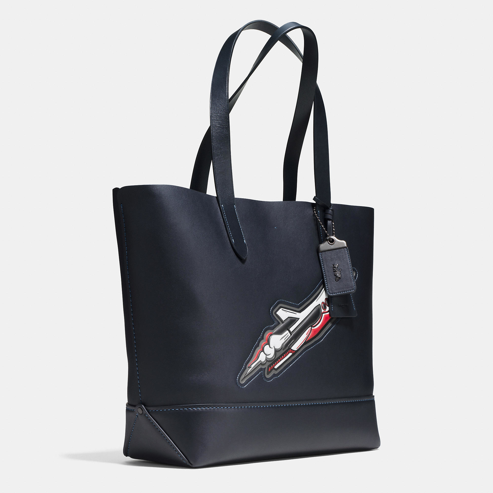 Coach Rocket Ship Gotham Tote In Glovetanned Leather Coach YYIKKW