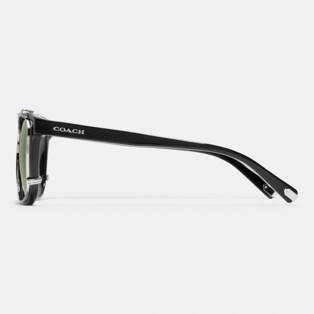 c36599ddf65e COACH Phantos Square Sunglasses for Men - Lyst
