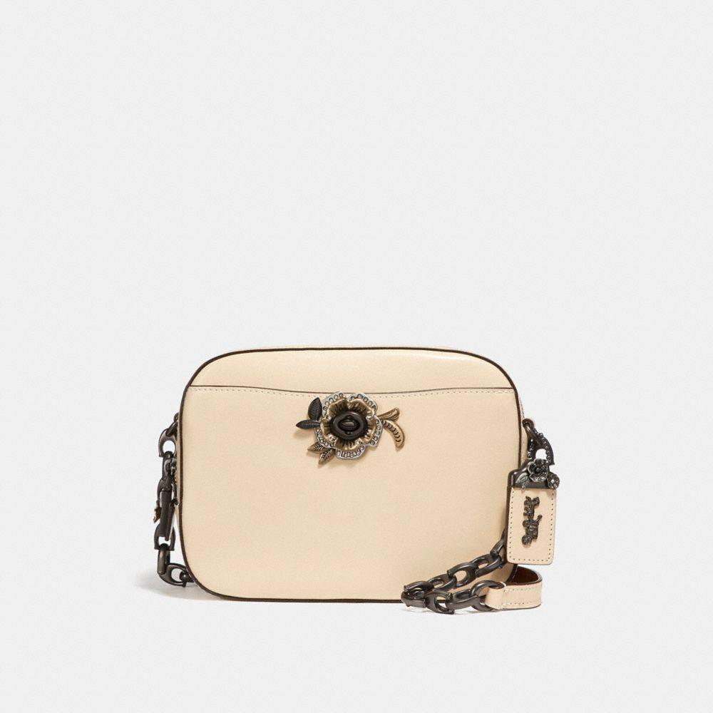 5272137524 ... wholesale lyst coach camera bag with tea rose e725a db748