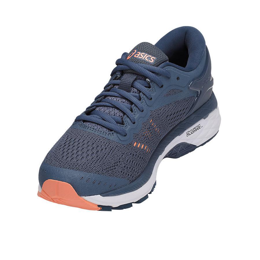 25b5afba8c0 Asics Gel-kayano 24 Running Shoes in Blue - Lyst