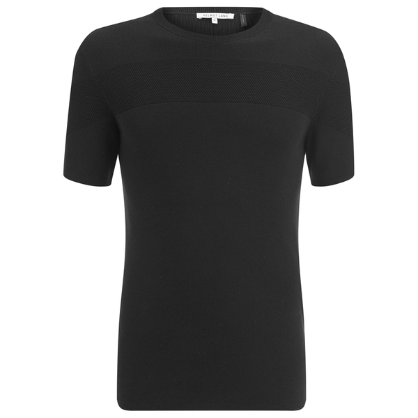 Lyst helmut lang men 39 s cotton silk cashmere tshirt in for Cotton silk tee shirts