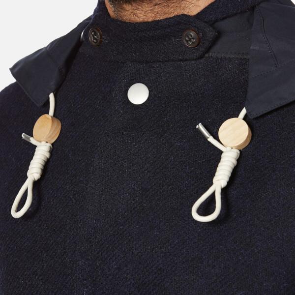 770ab5edea7a6e Nigel Cabourn Men s 1930 s Harris Tweed Ventile Sherpa Jacket in ...