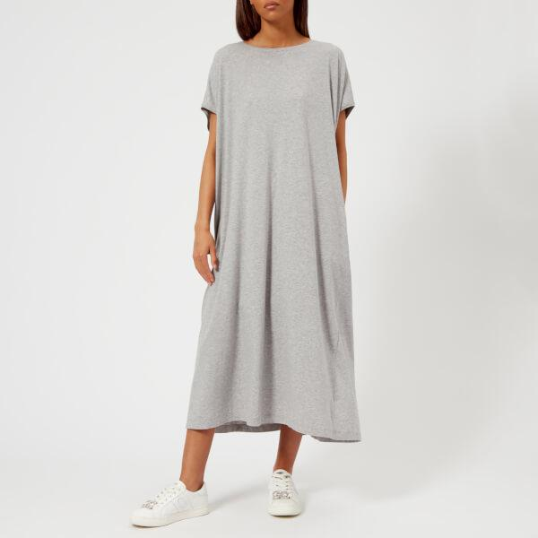 Store Online Womens Mixed Media Relaxed Tunic Dress Maison Martin Margiela Recommend Cheap Online Footaction Online Clearance The Cheapest Visit For Sale wuvEMC4ijR