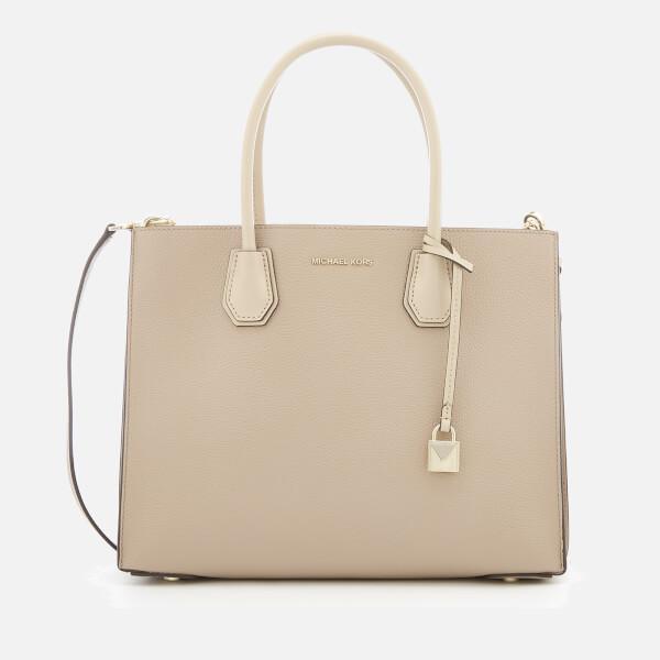 1b0885710f52 Lyst - MICHAEL Michael Kors Women s Mercer Large Conv Tote Bag in ...