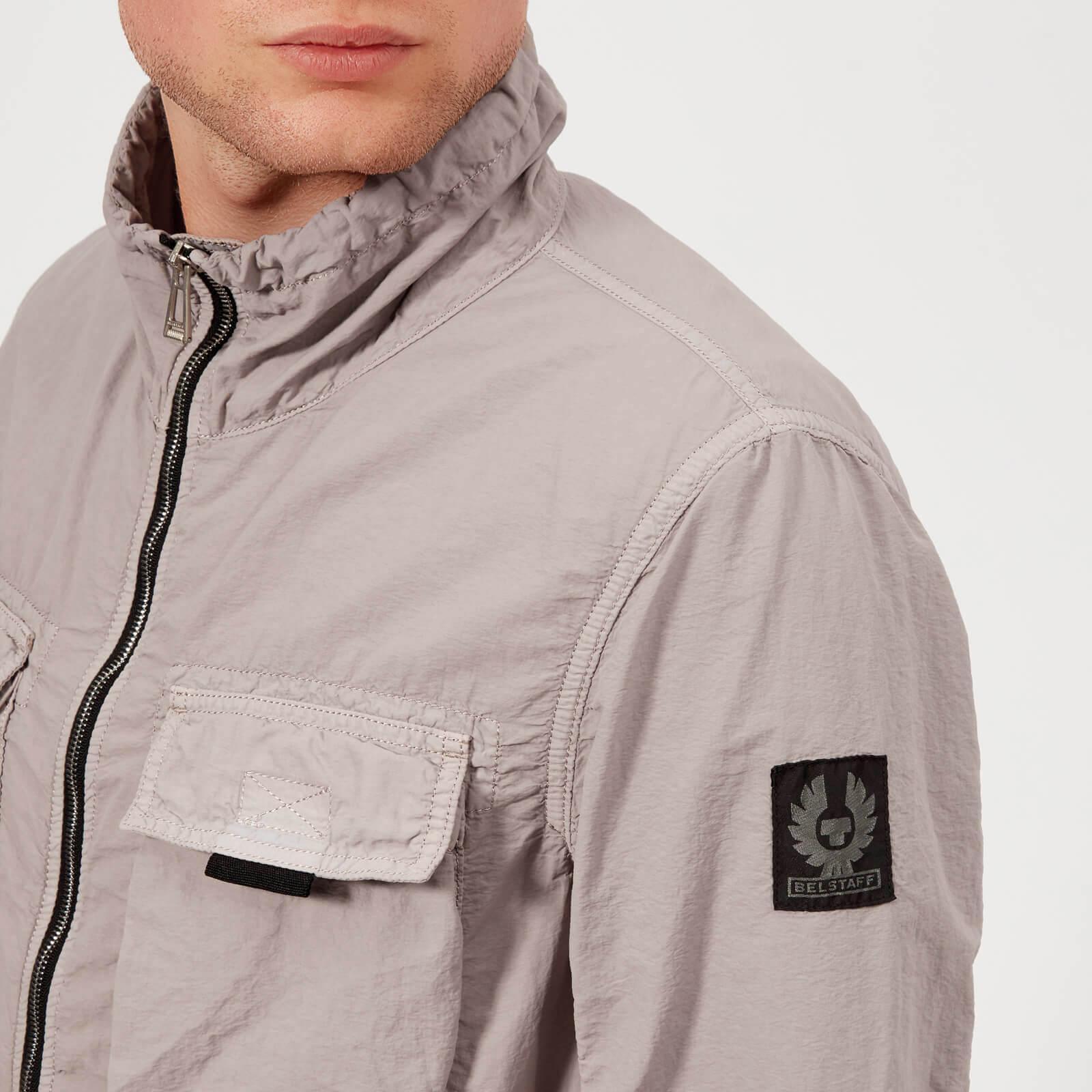 cb60f1ba903c Belstaff - Pink Pendeen Jacket for Men - Lyst. View fullscreen