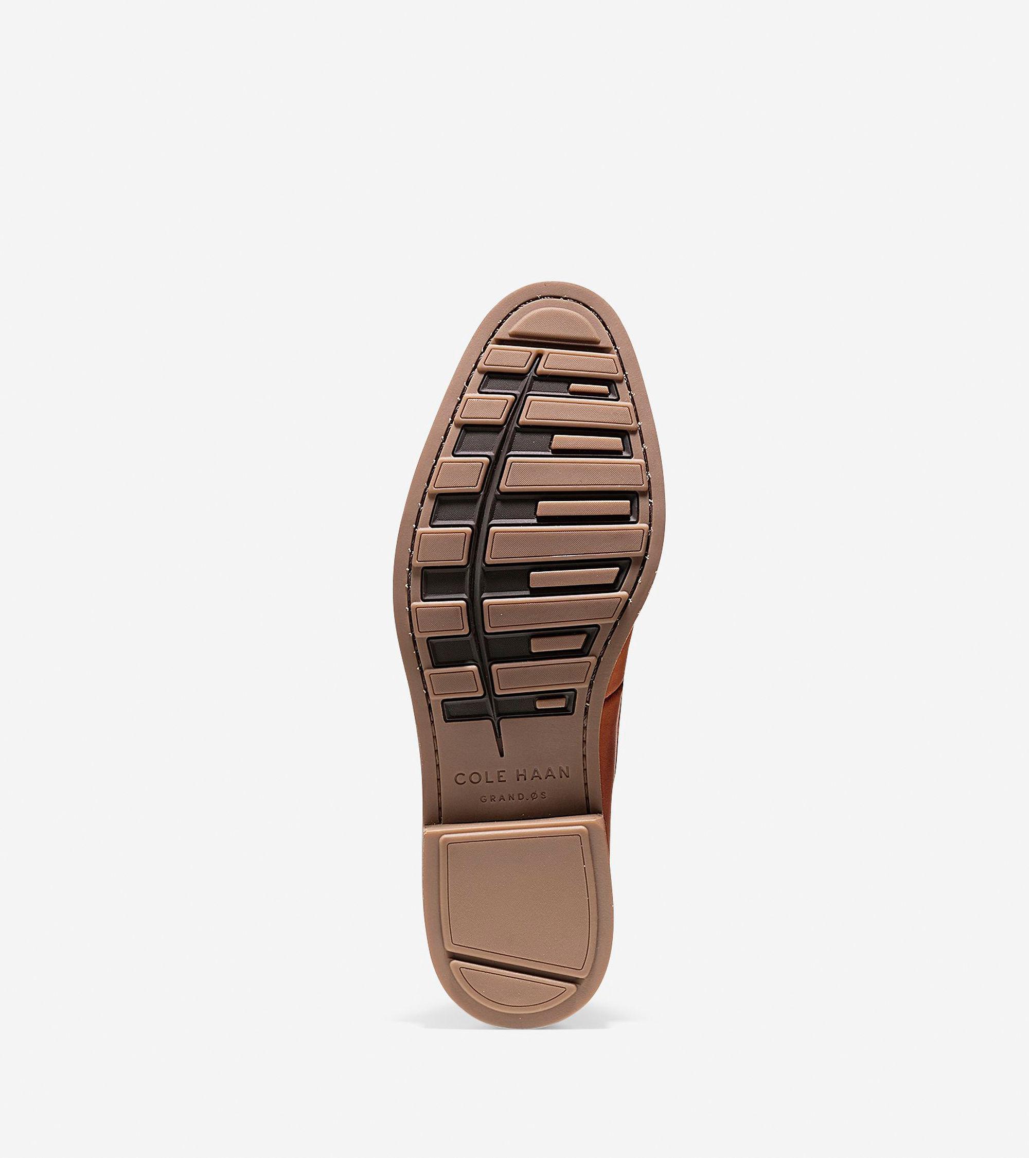 e15831823cc Cole Haan - Brown Hamilton Grand Bit Loafer for Men - Lyst. View fullscreen