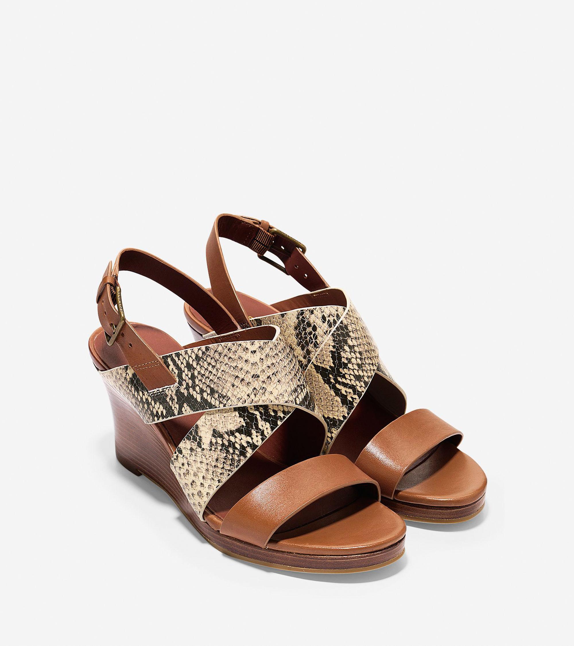 Cole Haan Women S Penelope Wedge Shoes