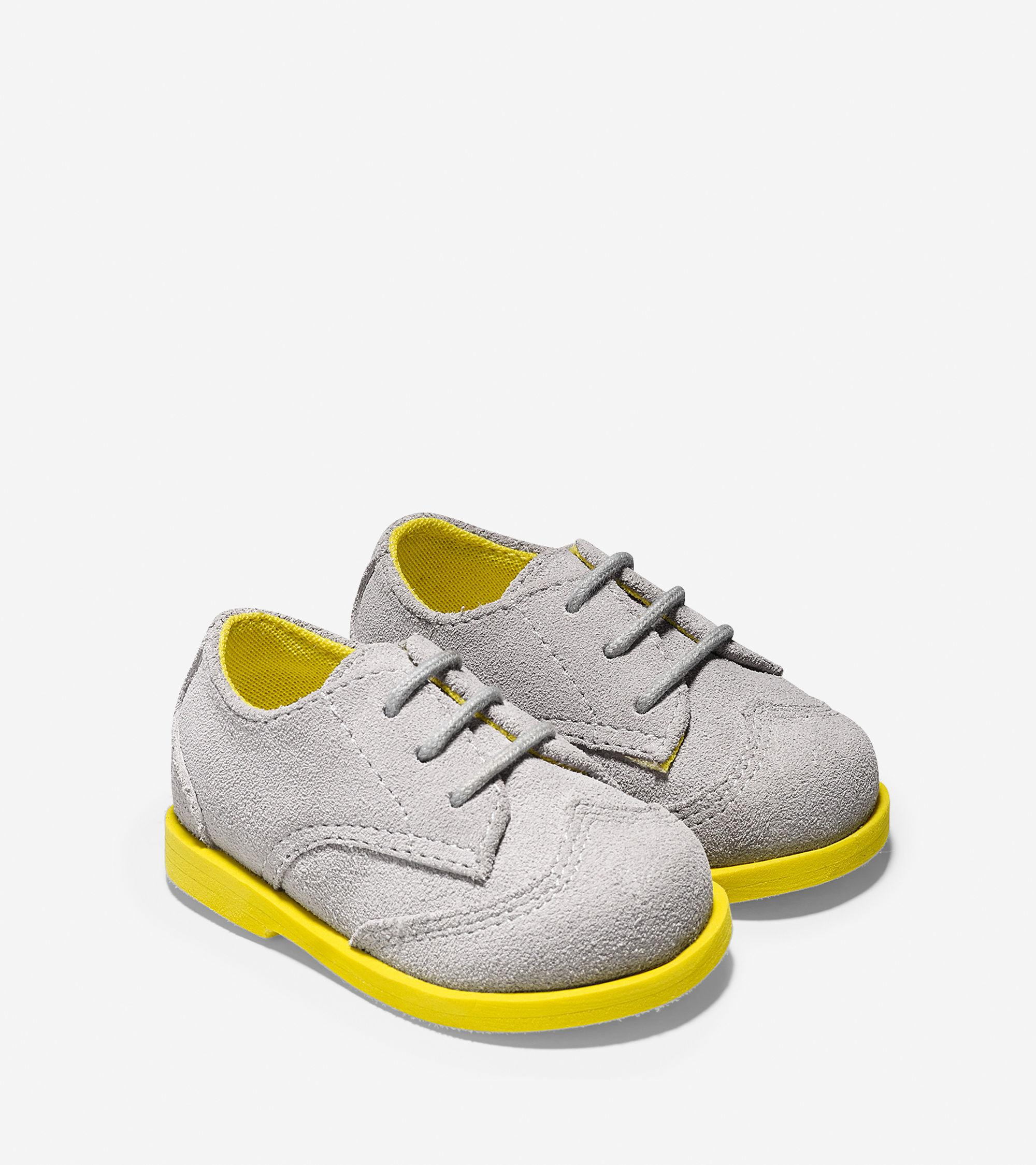 Baby Grand Oxford Shoes