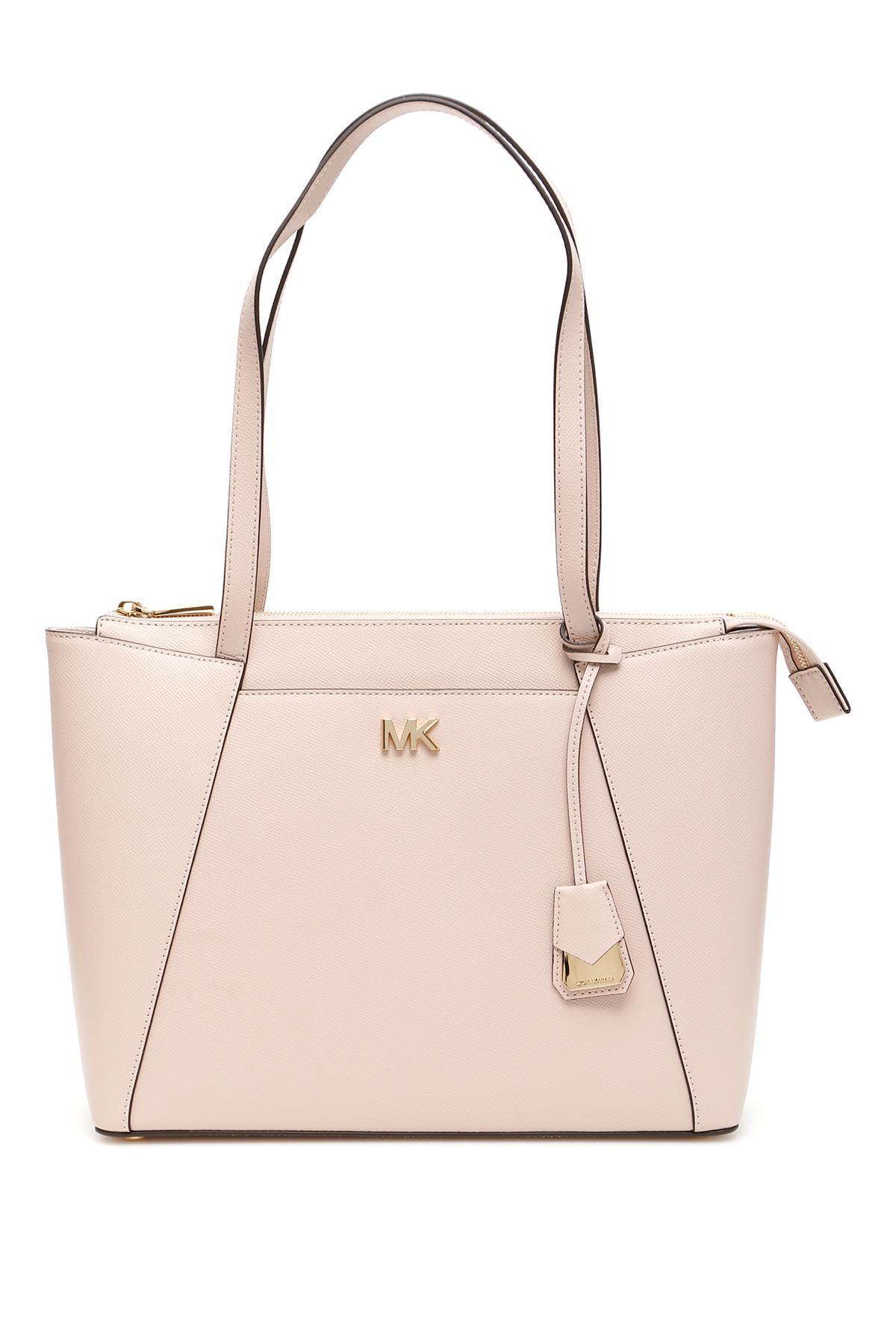 2ce0dbaab2 Lyst - MICHAEL Michael Kors Maddie Tote Bag in Pink