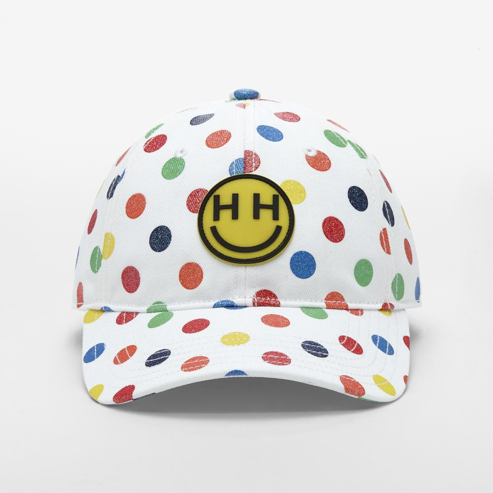 Lyst - Converse Pride X Miley Cyrus Polka Dot Dad Hat (white) in ... cdef0fd06ef3