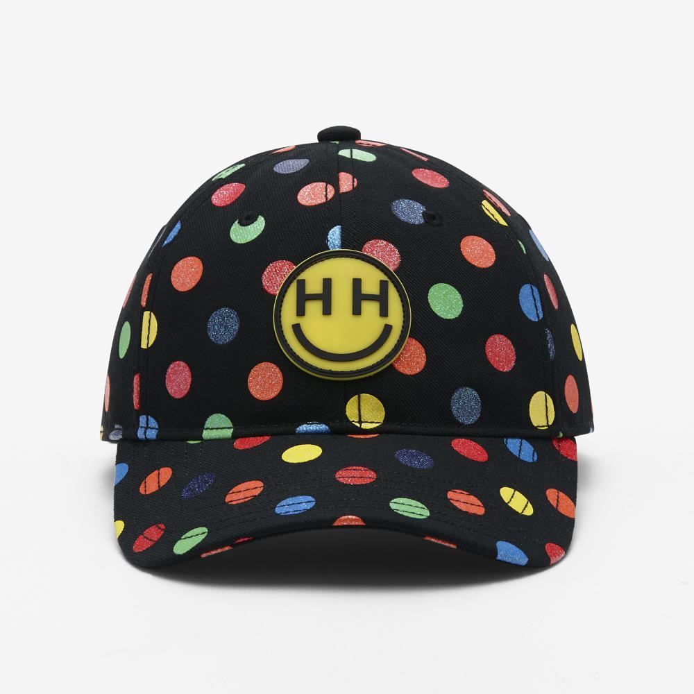 Lyst - Converse Pride X Miley Cyrus Polka Dot Dad Hat (black) in ... de66137a61b0