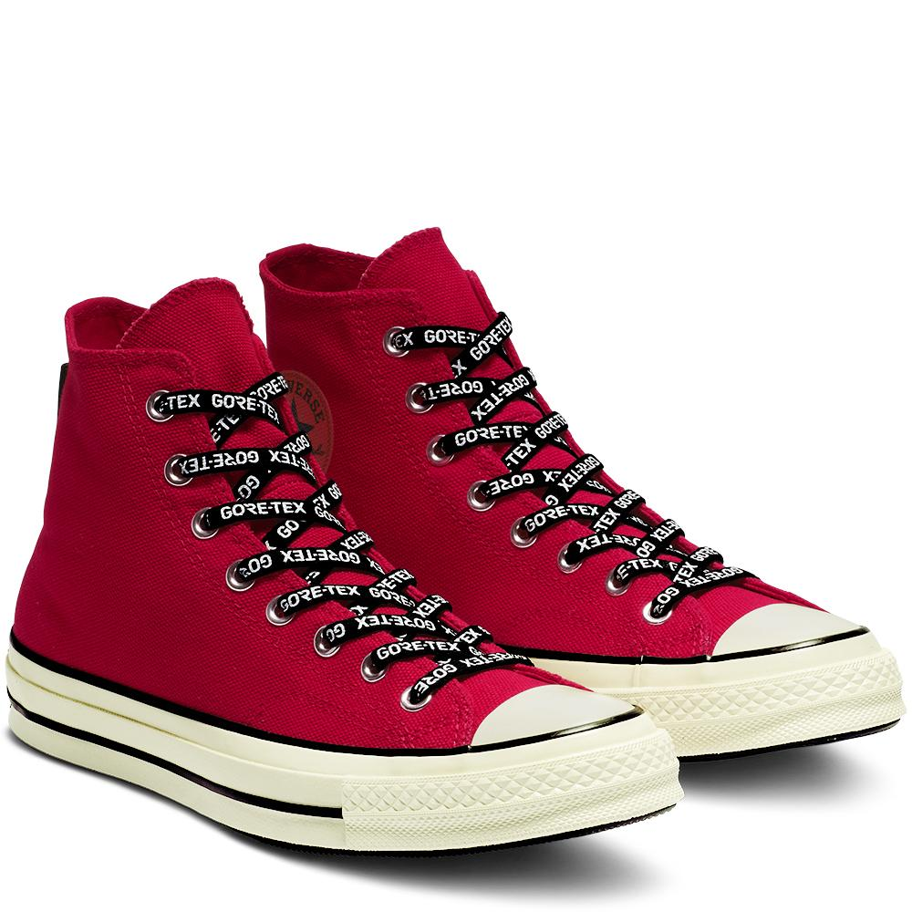 5cf3bbe42df Converse Chuck 70 Gore-tex Canvas High Top in Red for Men - Lyst