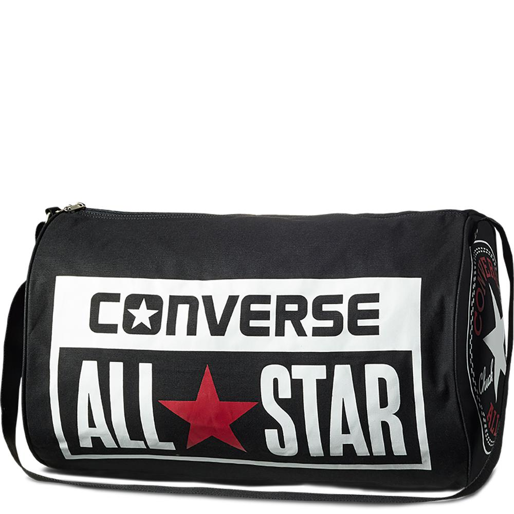 Converse Chuck Taylor All Star Legacy Duffel Bag in Black for Men - Lyst 874f23946779e