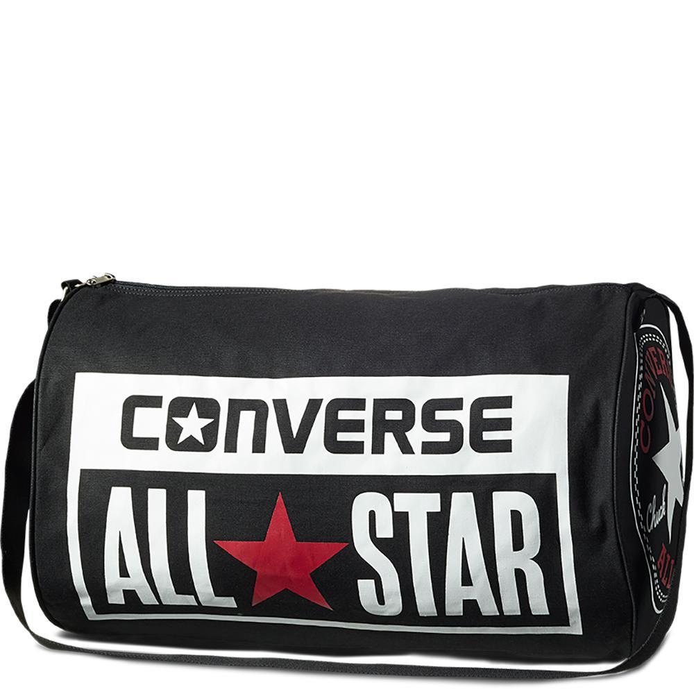 Converse Chuck Taylor All Star Legacy Duffel Bag in Black for Men - Lyst 1ddfa12f74e11