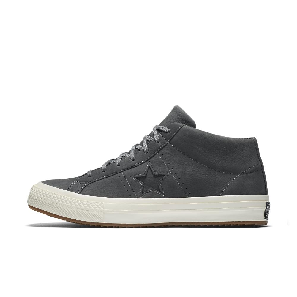 8c3f4f1f231 Lyst - Converse One Star Mid Counter Climate High Top Shoe in Gray
