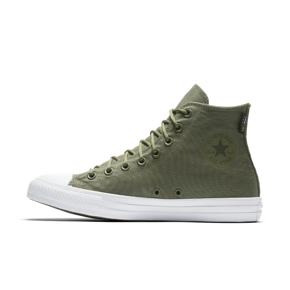 868652f09 Converse Chuck Taylor All Star Cordura High Top Shoe in Green for ...