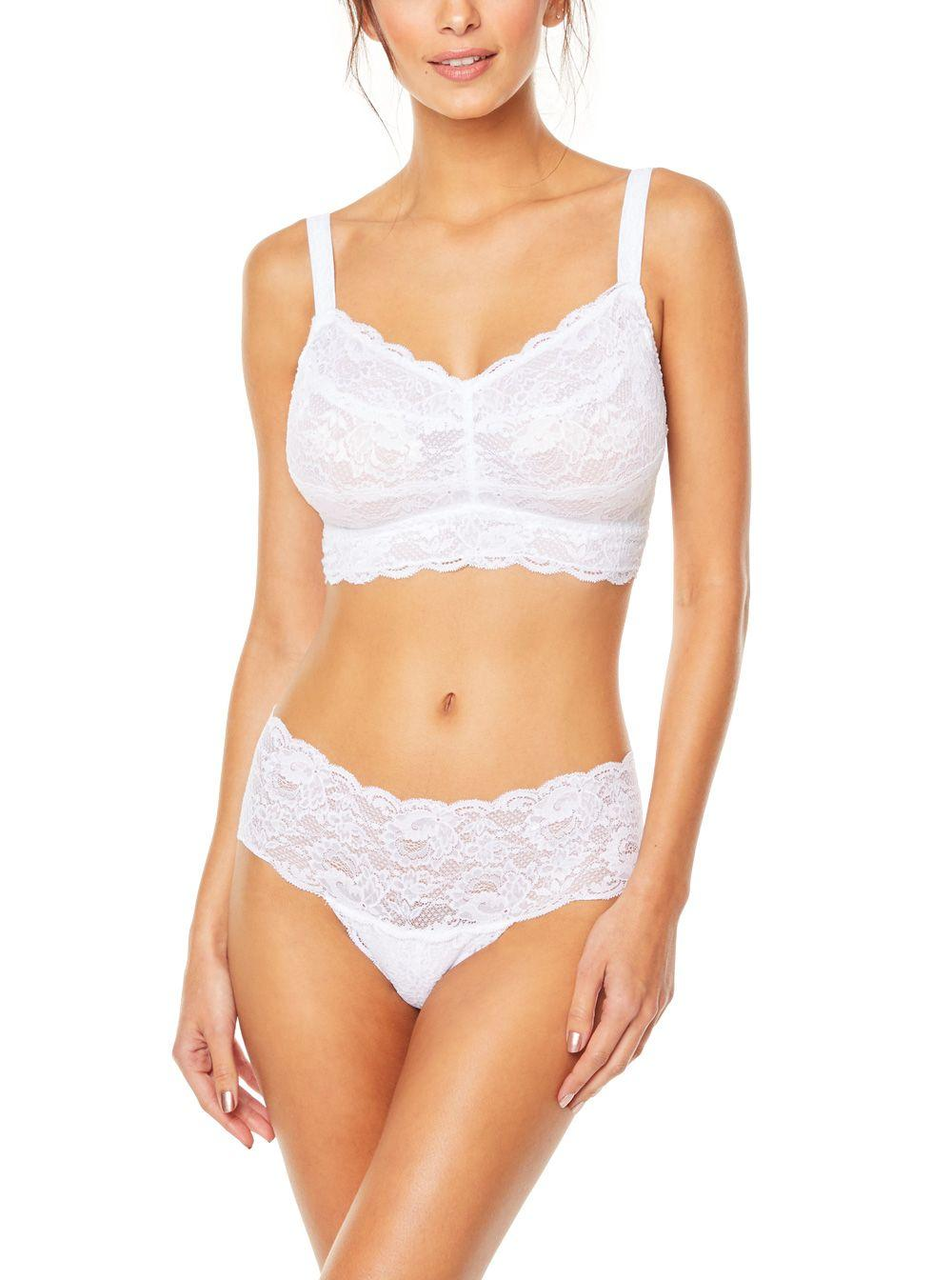 67755efb4c316 Lyst - Cosabella Never Say Never Curvy Sweetie Bralette