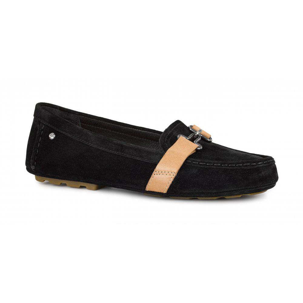 Womens Shoes UGG Aven Black