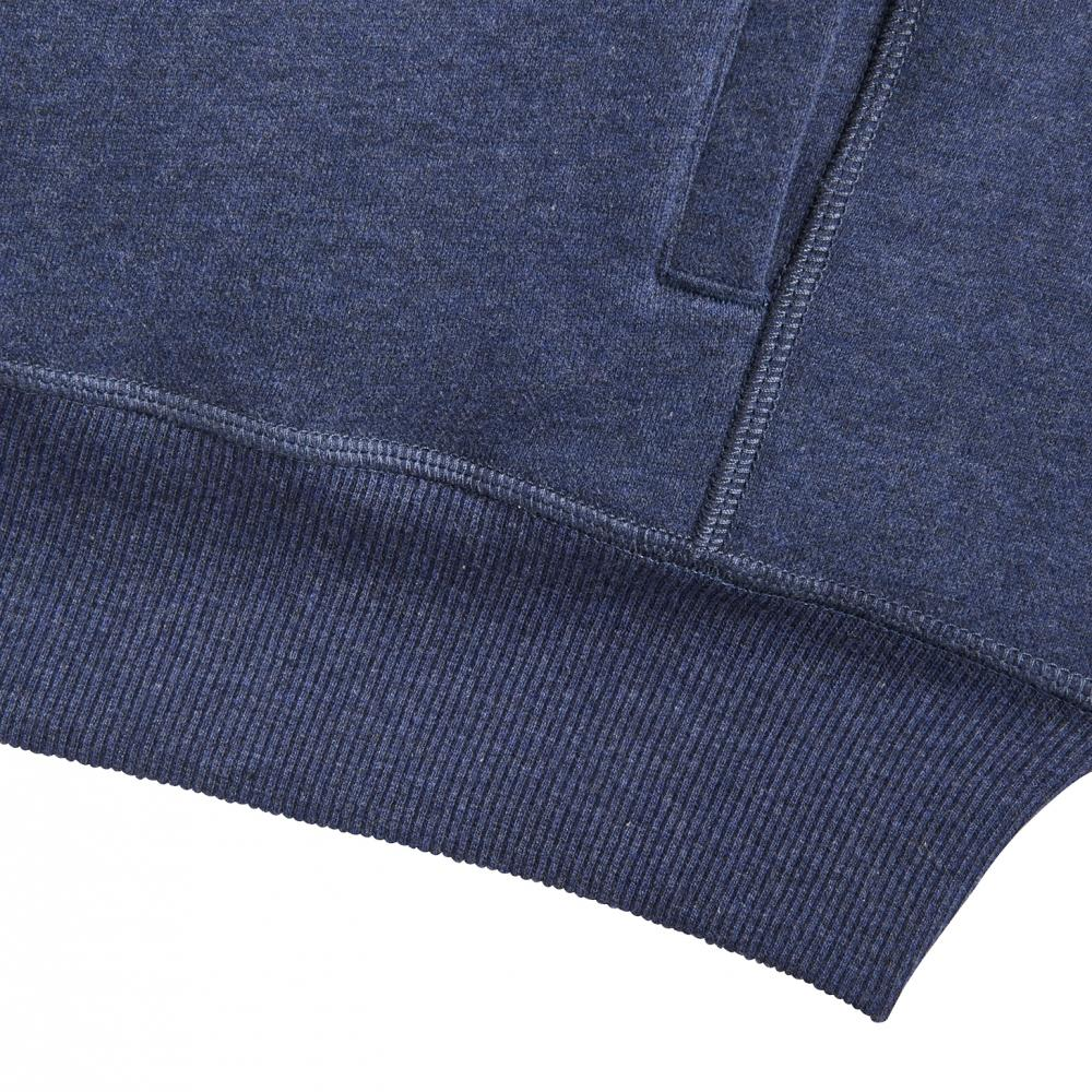 Joules Mens Wooler Super Soft Fluffy Crew Neck Jumper in FRENCH NAVY MARL