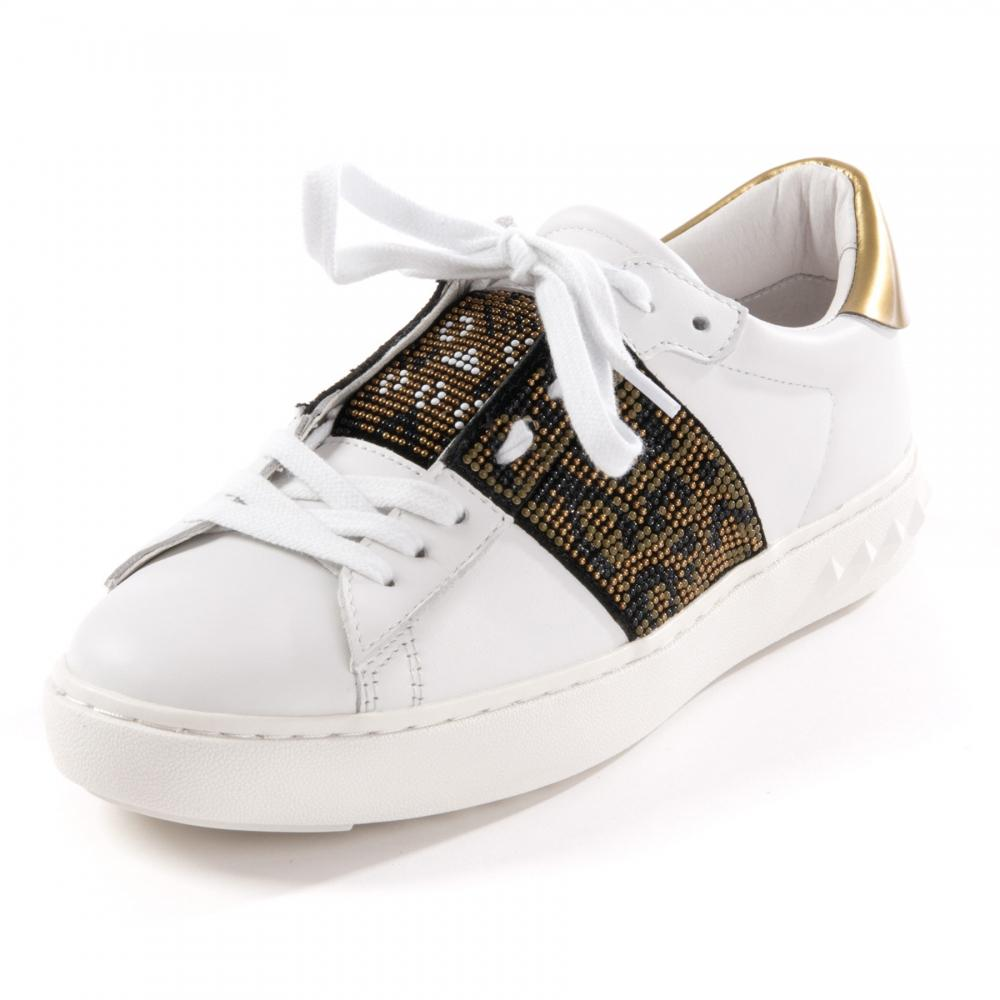 7d11e8fd82e Ash Panthera Womens Trainers in White - Lyst
