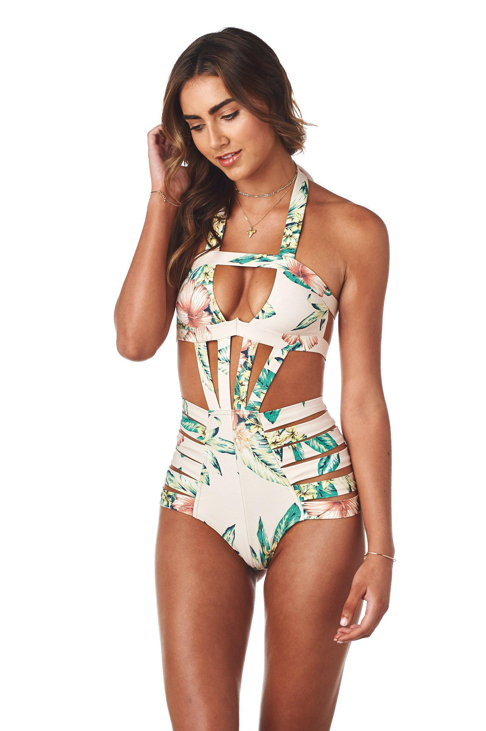c2705dc8af0 Montce Swim Tommi Floral Dunes Monokini - Lyst
