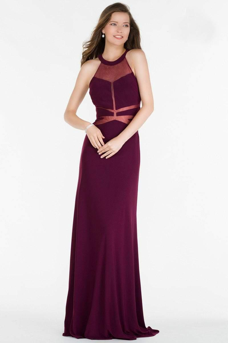 193fbbfc493 Lyst - Alyce Paris Prom Collection - 8014 Gown in Purple