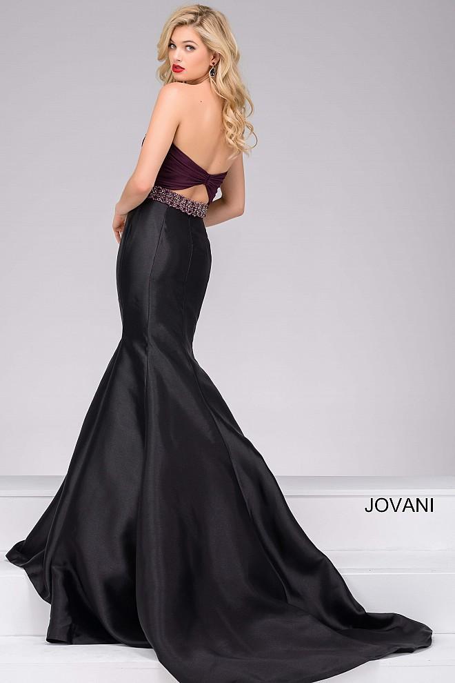Two Tone Prom Dresses 107