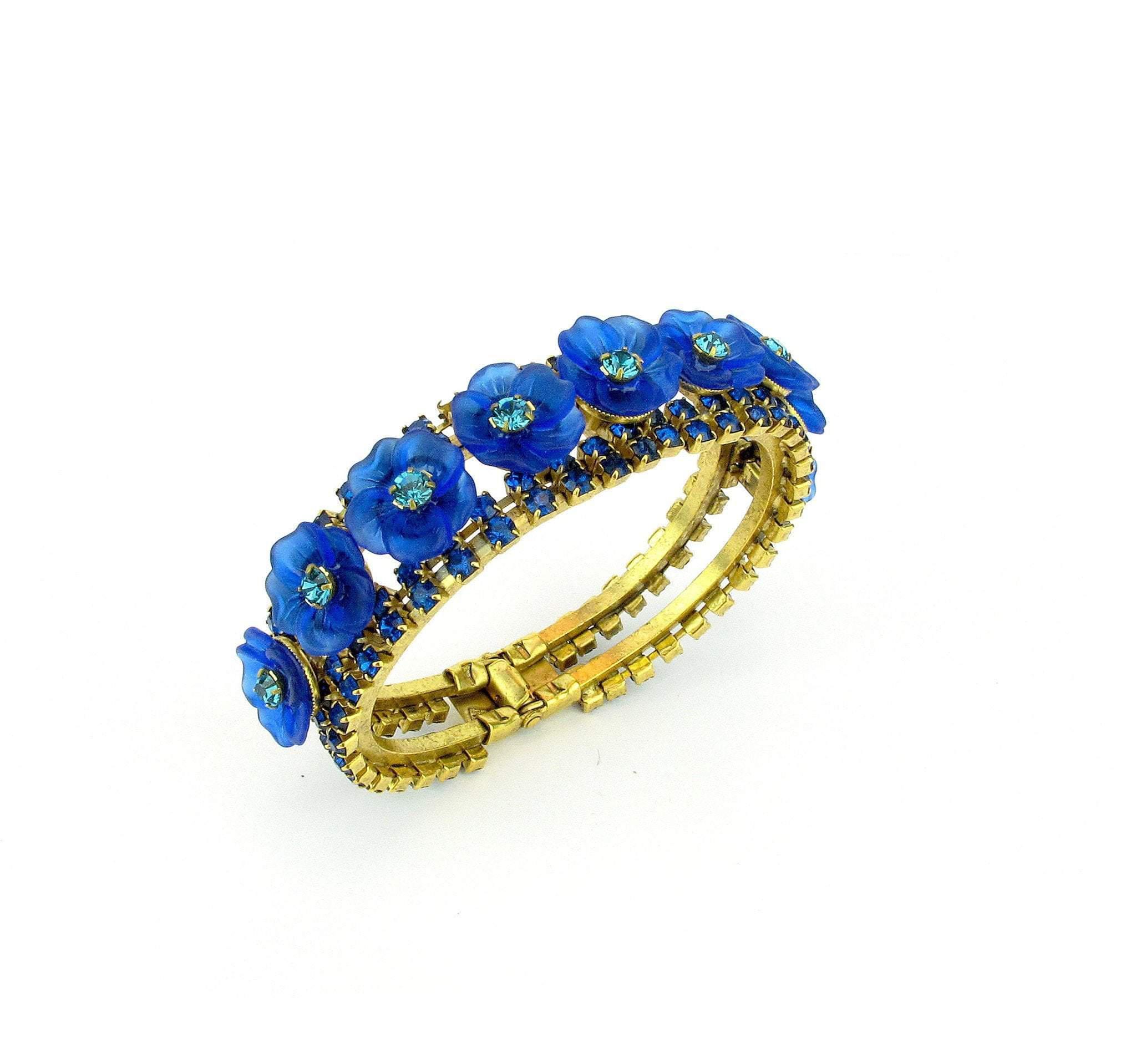 Elizabeth Cole Men S Blue Jazzie Bracelet