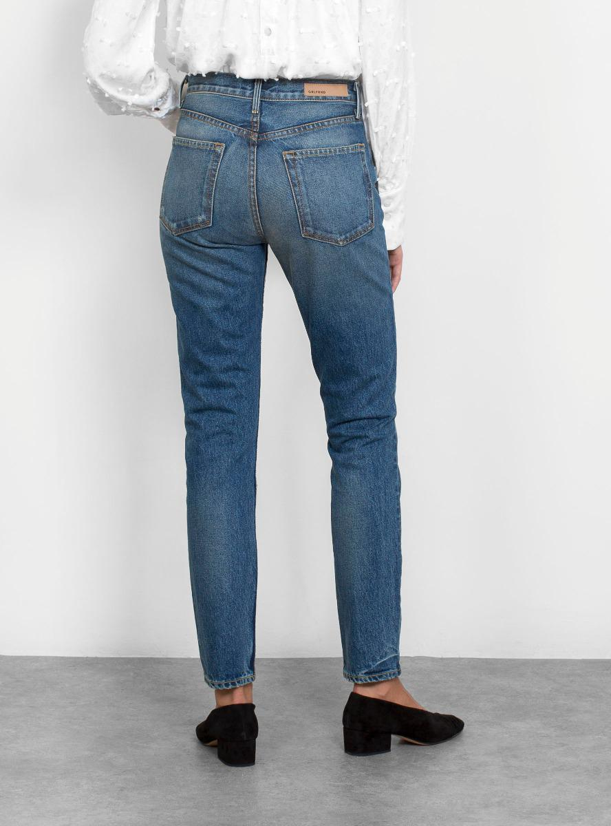 b594cd6f1c GRLFRND - Blue Karolina High-rise Skinny Jeans - Lyst. View fullscreen