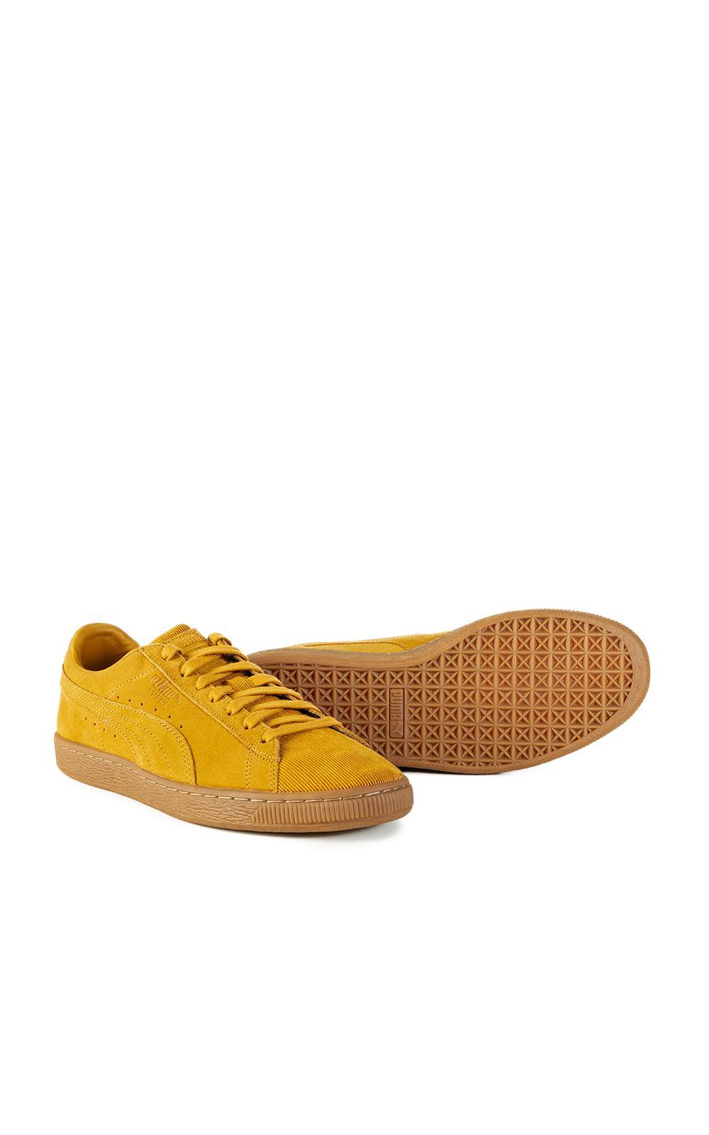 PUMA - Suede Classic Pincord brown for Men - Lyst. View fullscreen febcff497