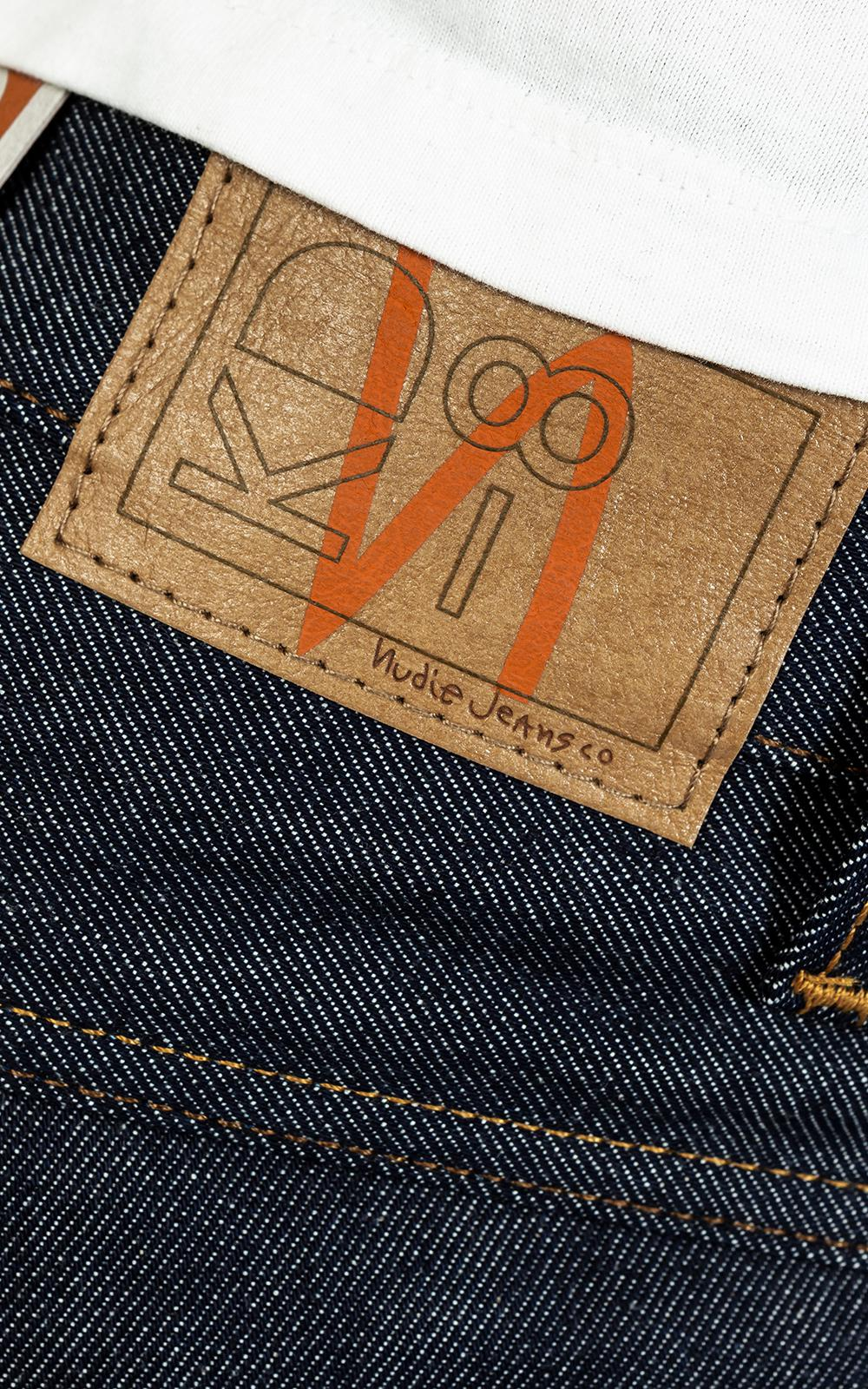 best sneakers 04833 80427 Nudie Jeans Fearless Freddie Kd8 14oz in Blue for Men - Lyst