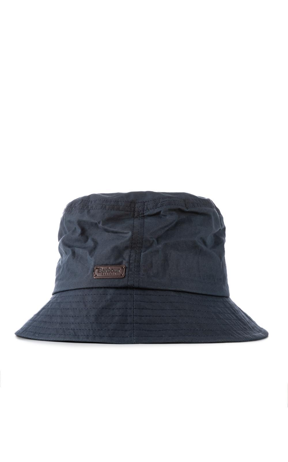 Lyst Barbour Irvine Wax Sports Hat Dark Navy In Blue For Men