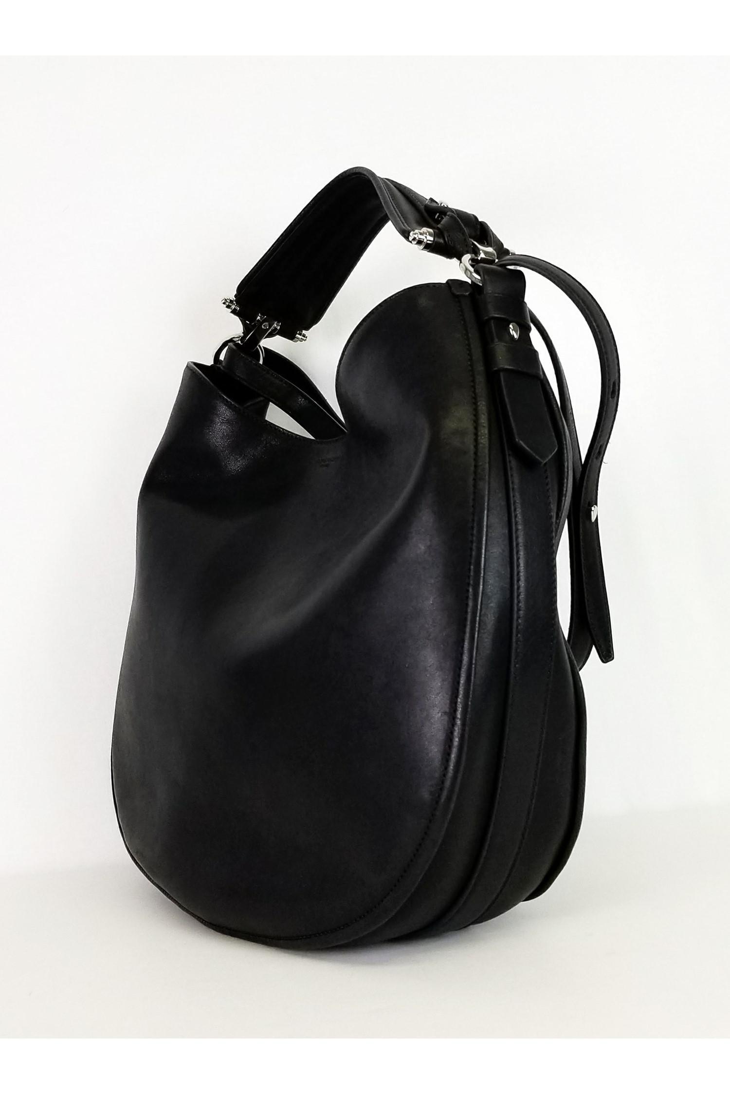 Givenchy - Black Zanzi Obsedia Hobo Bag - Lyst. View fullscreen c30faf7f36