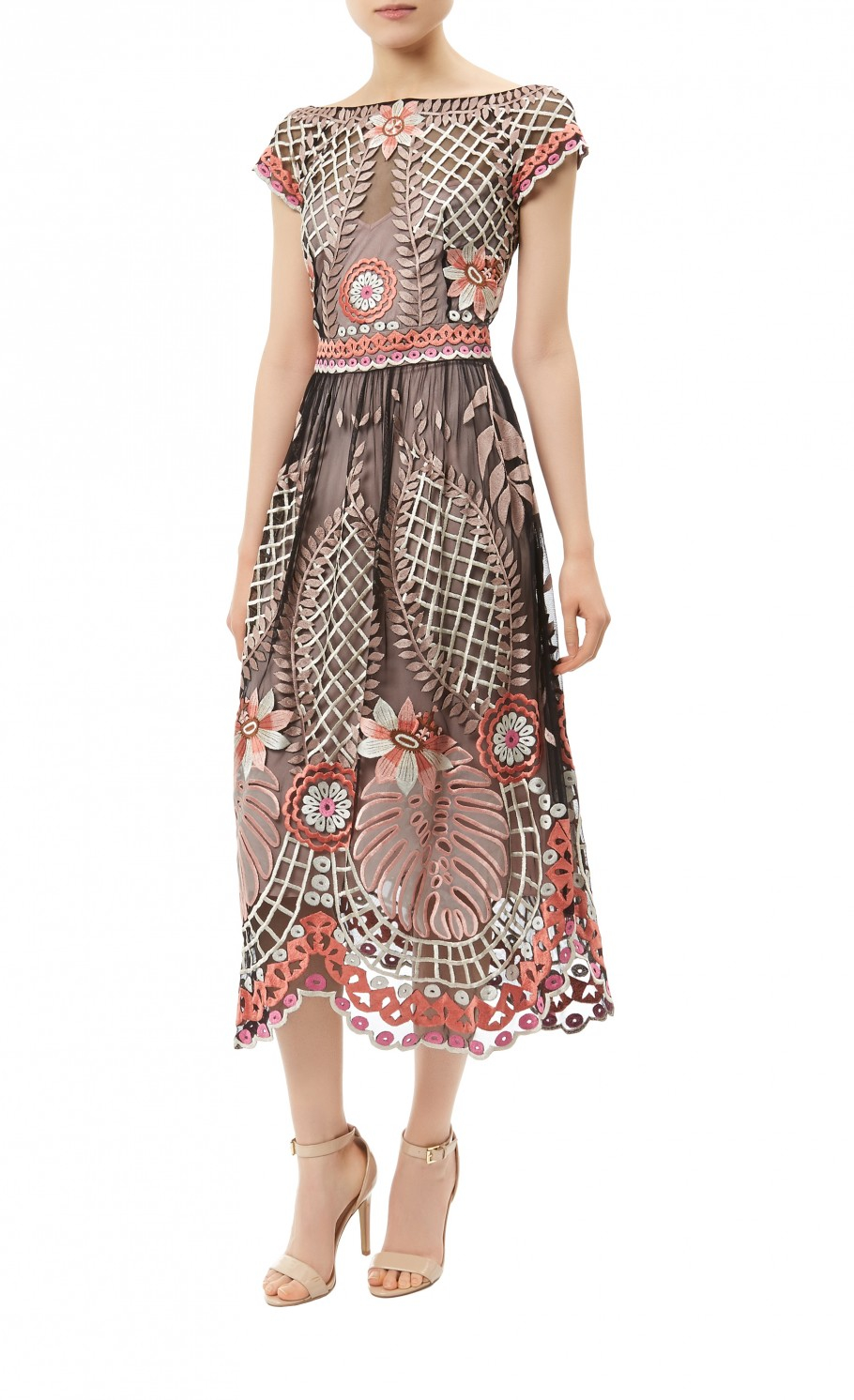 Sale Free Shipping DRESSES - Knee-length dresses Temperley London Manchester Great Sale Discount Pay With Visa Cheap Sale Latest Collections In China Cheap Online IPc79