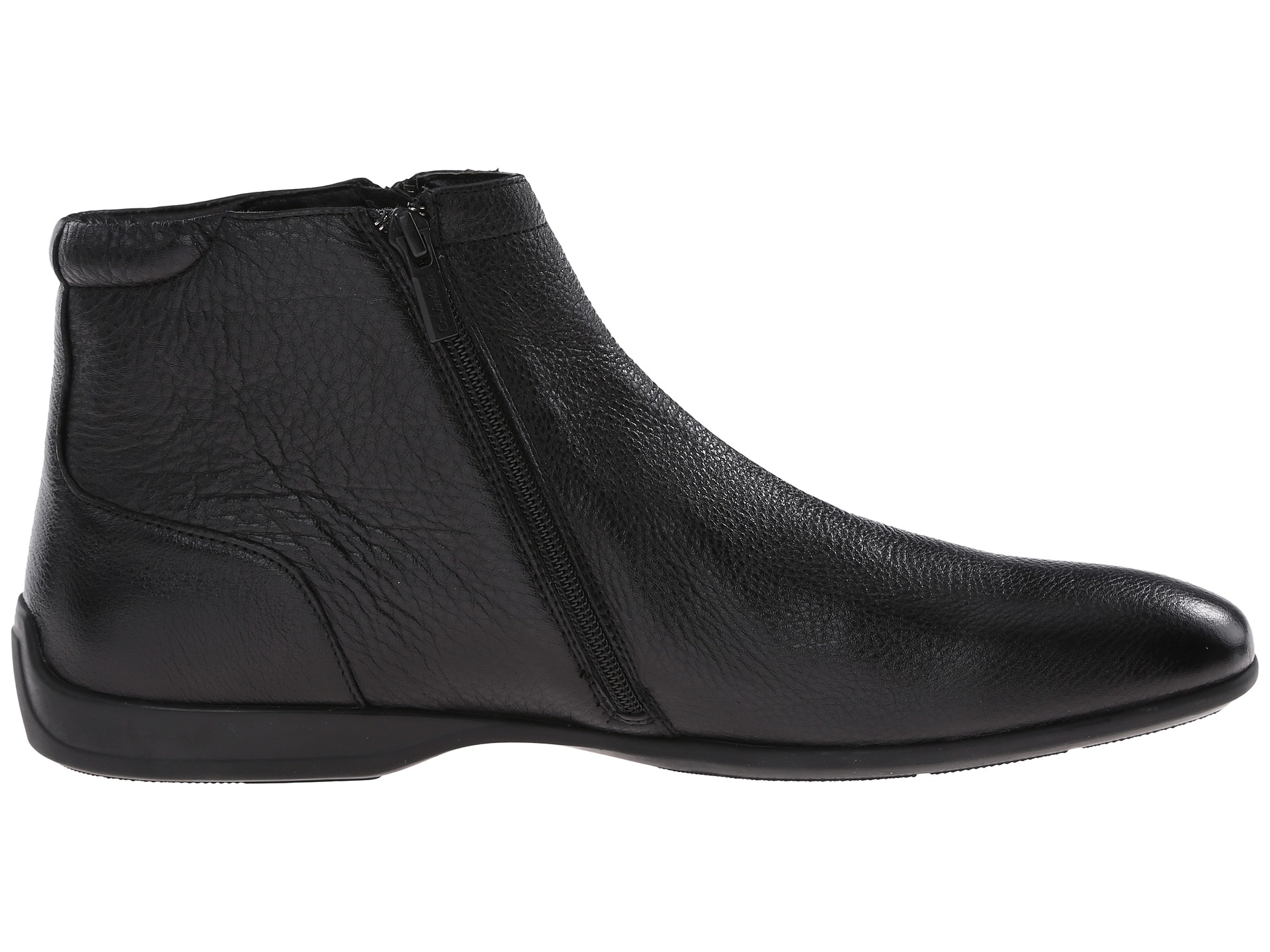 Mens Boots Calvin Klein Viceroy Black Leather