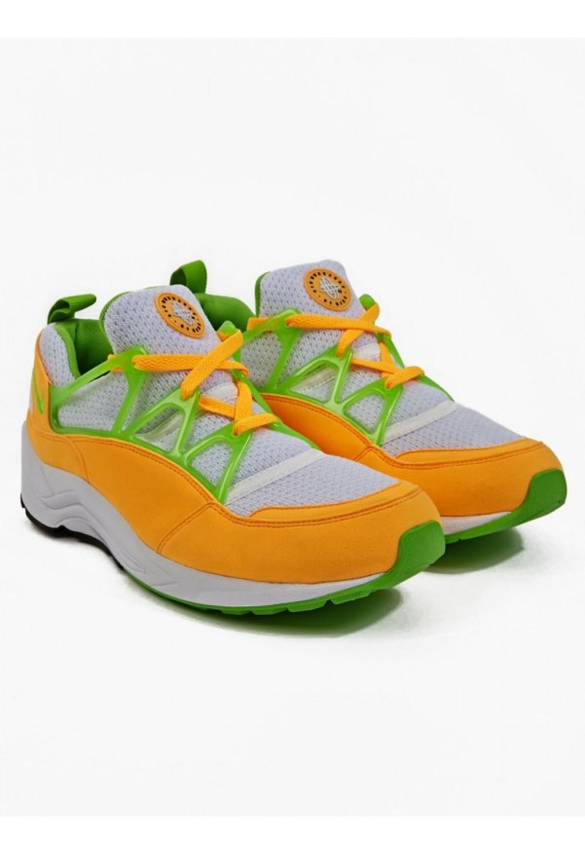 Nike Men's Orange Air Huarache Light Sneakers in Green for ...