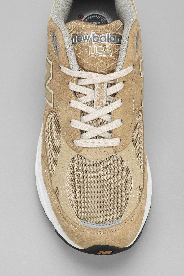 new balance 990v3 beige