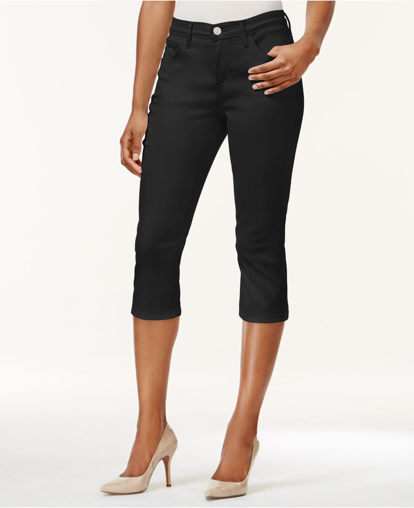 Black Petite Jeans for women at Macy's come in all styles and sizes. Shop a great selection of trendy women's jeans in petite sizes and find jeans that fit you best! Free shipping - Macy's Star Rewards Members! Macy's Presents: The Edit- A curated mix of fashion and inspiration Check It Out.