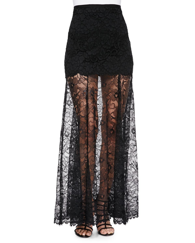 Long Mini Skirt - Dress Ala