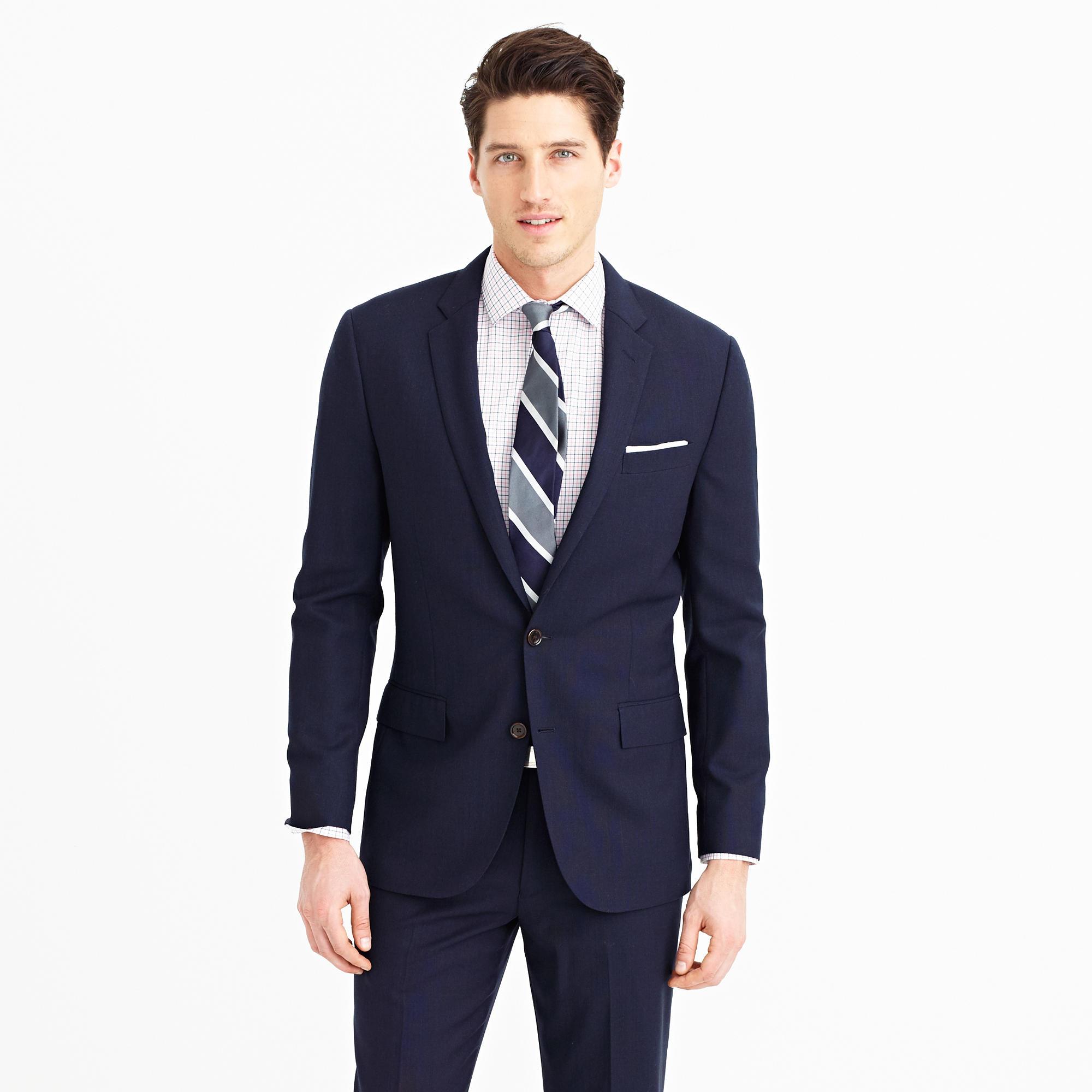 J Crew Traveler Suit Review