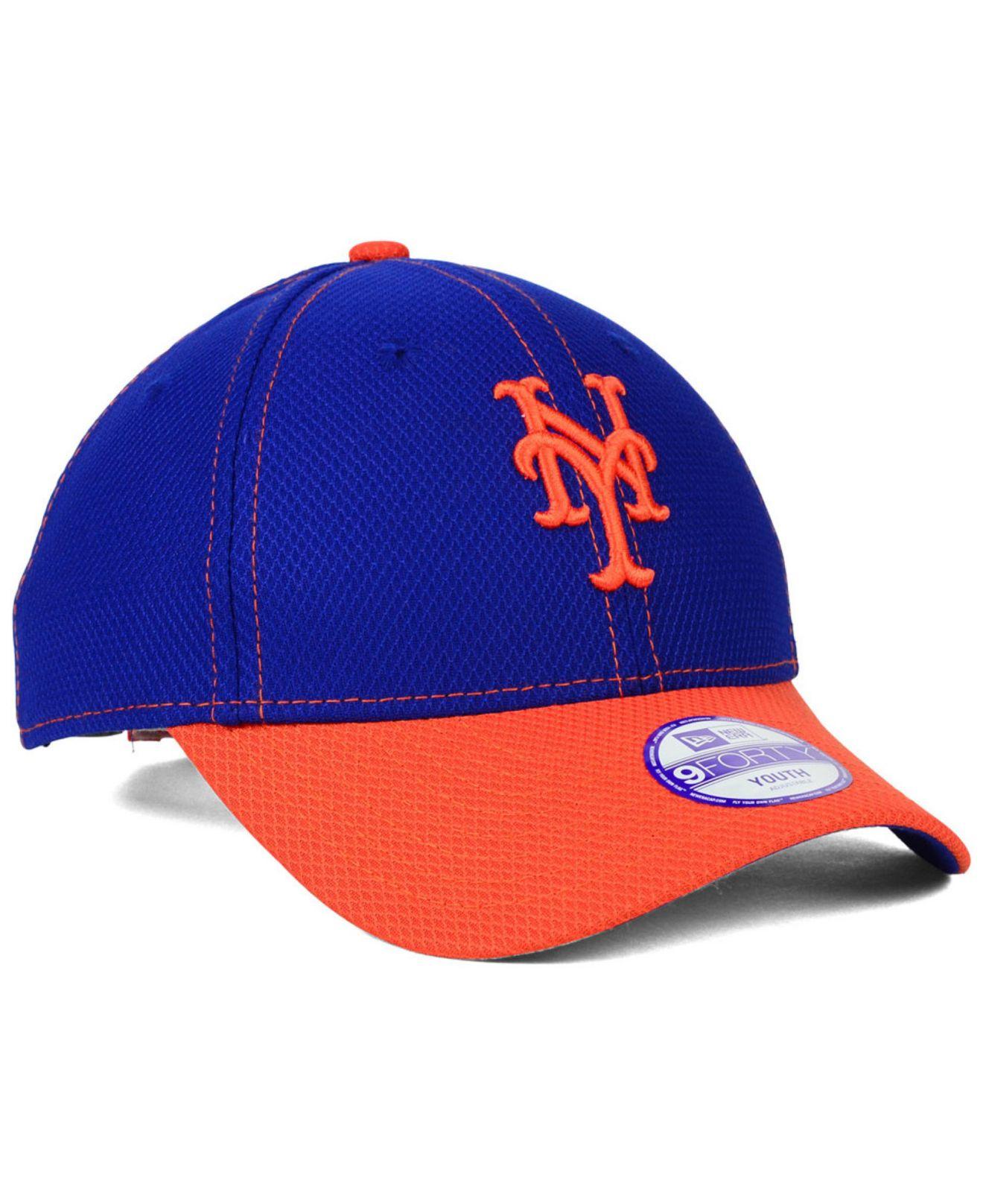 98f2bf5e9 ... italy bucket hats booney safari hats at fansedge ktz kids new york mets  junior fundamental 9forty