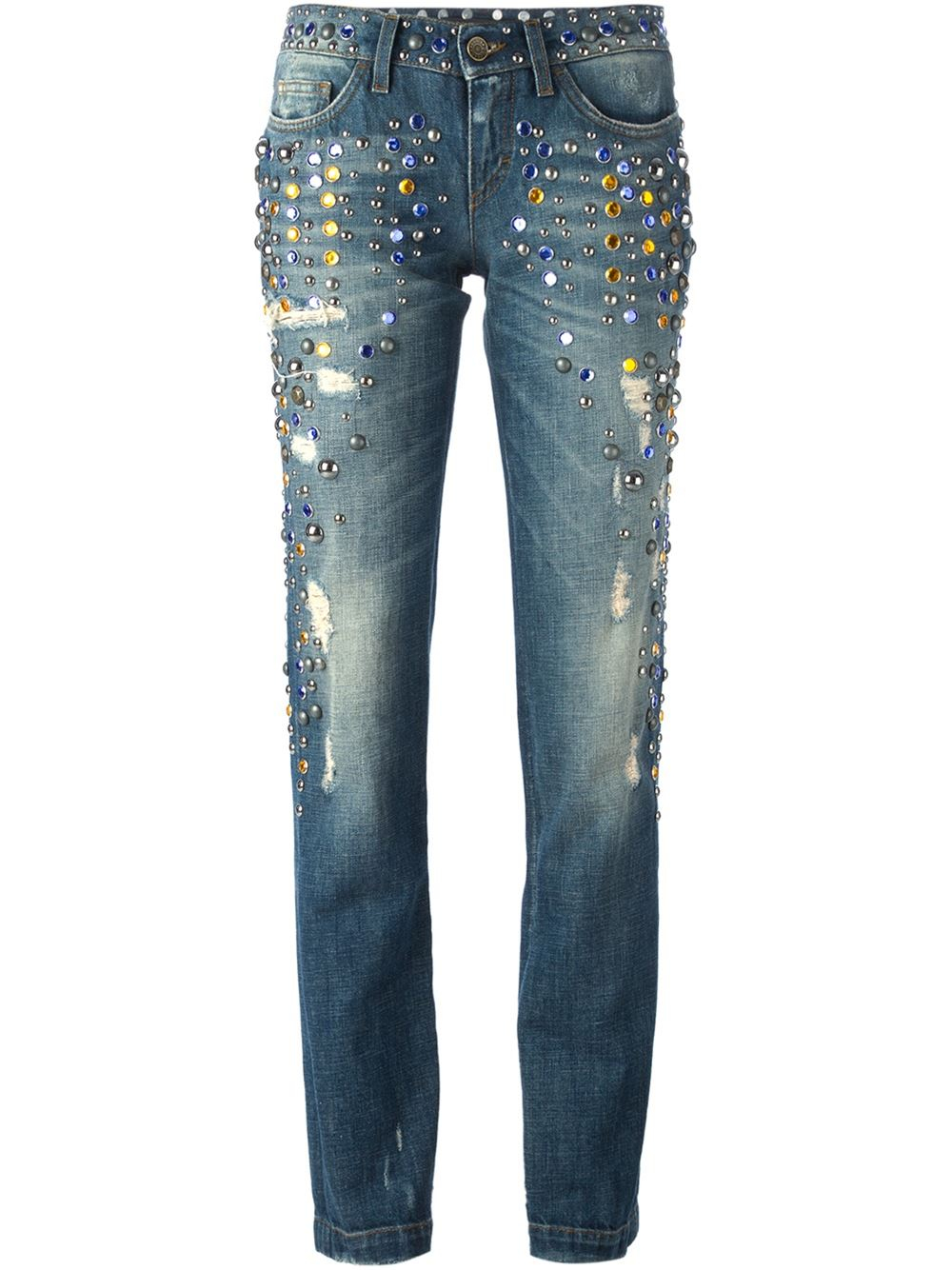 Loose Fit Women S Jeans