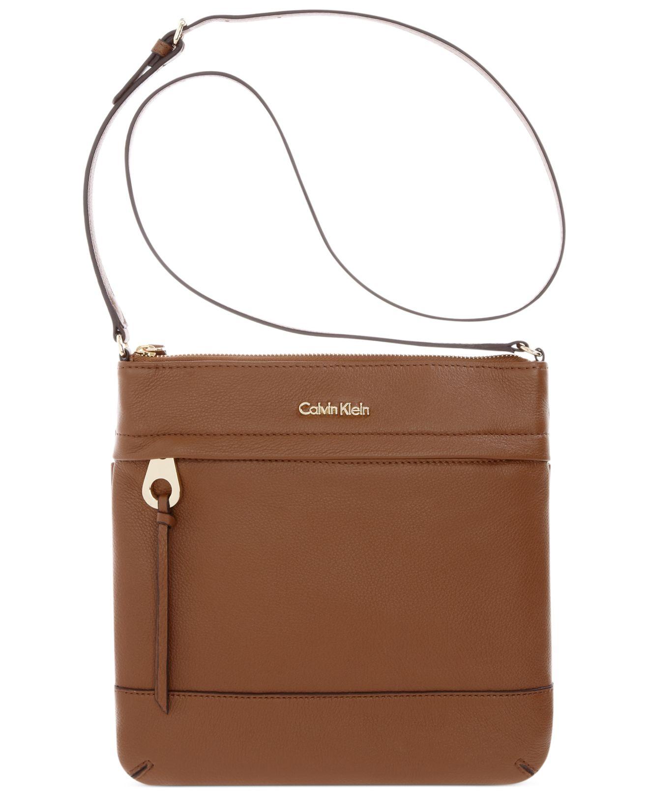Calvin Klein Crossbody Bag Leather 12