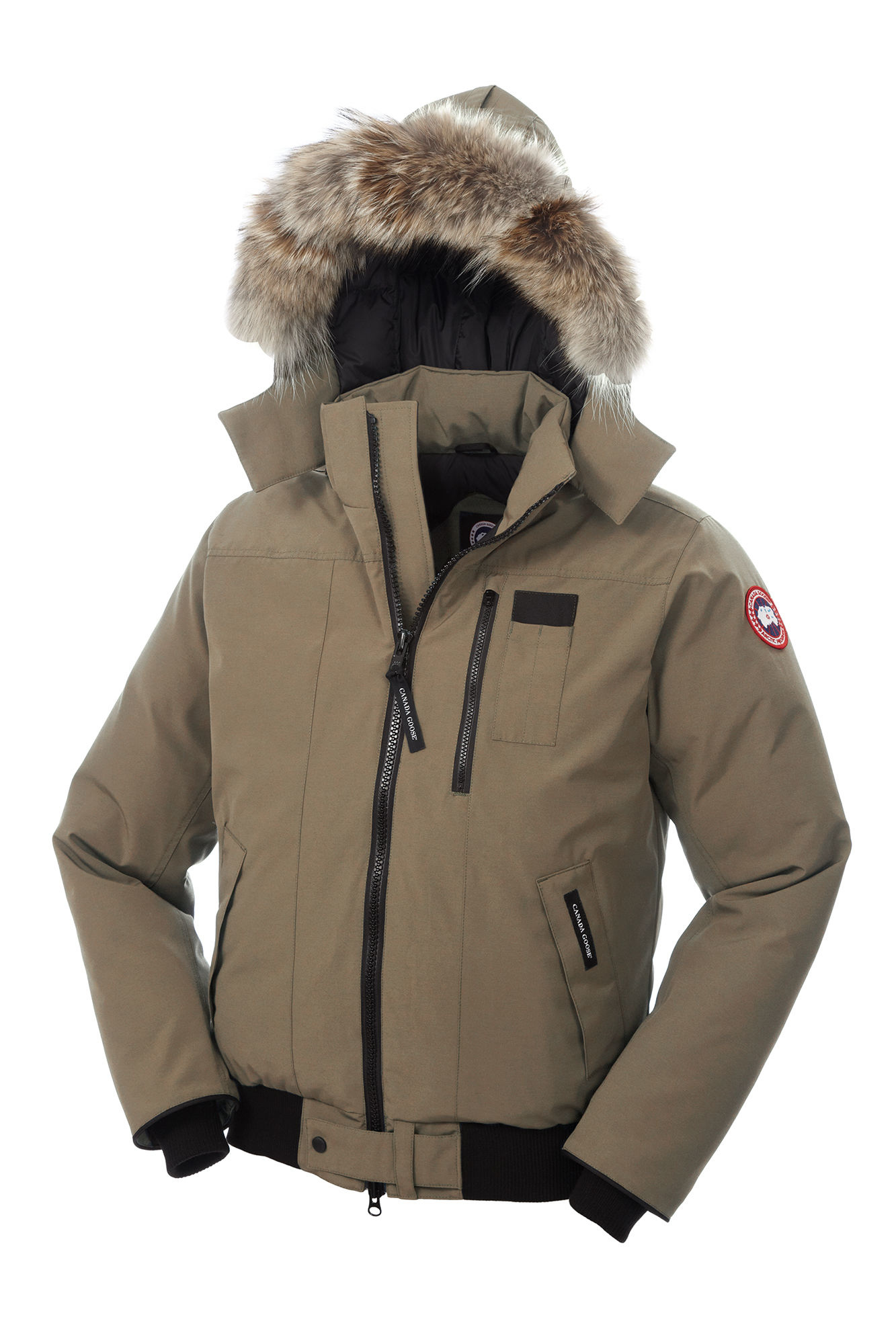 Canada Goose hats outlet cheap - Canada goose Borden Bomber in Brown for Men (Tan) | Lyst