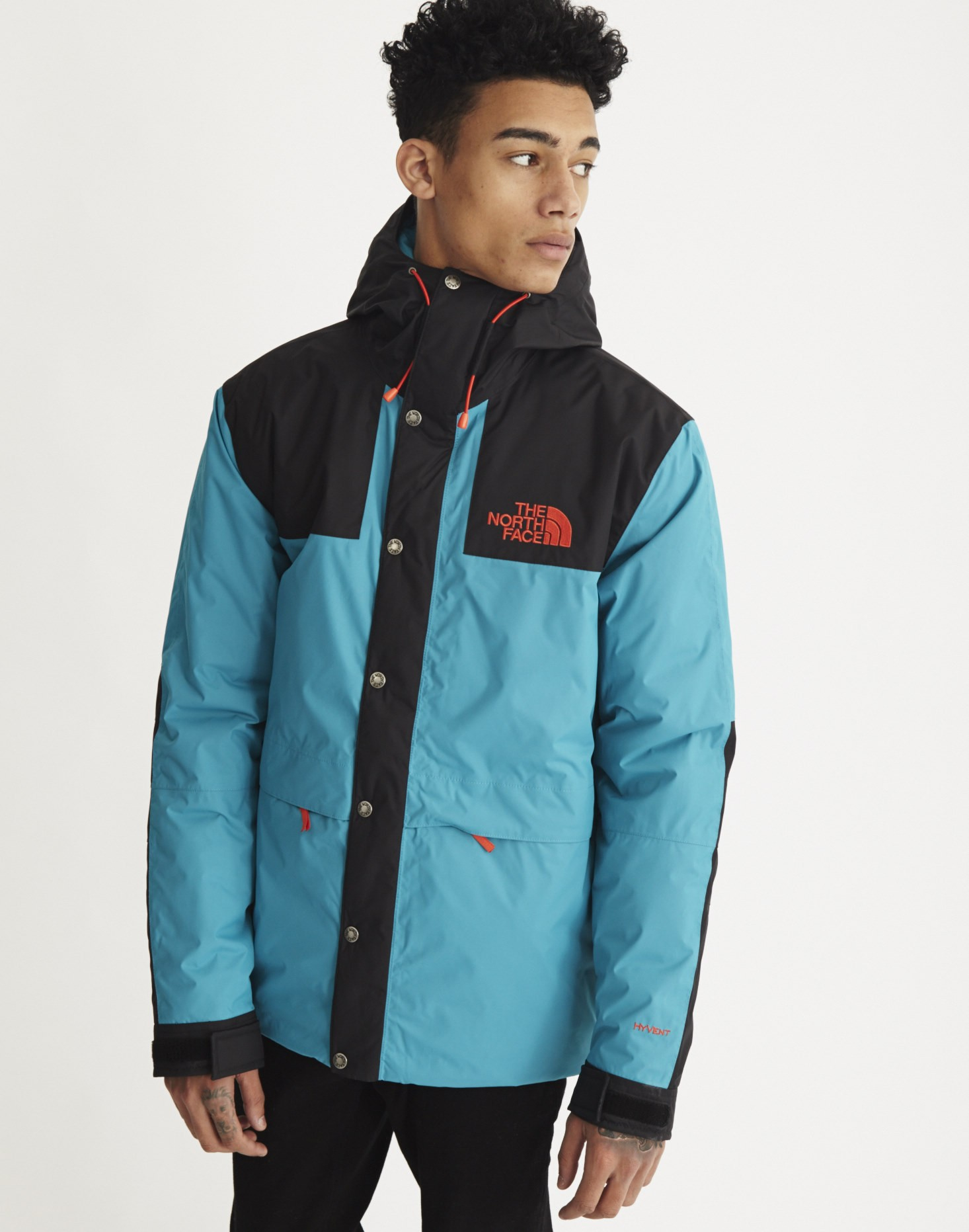c80b1add6 france the north face 1985 rage insulated mountain jacket 0296c c6075