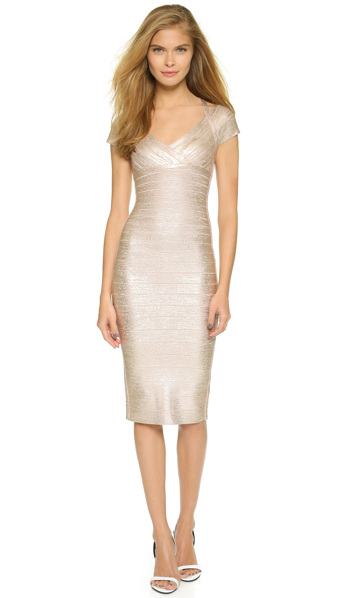 Black dress meaning -  Herve Leger Black Dress With Fancy Bodice Meaning Of Colors